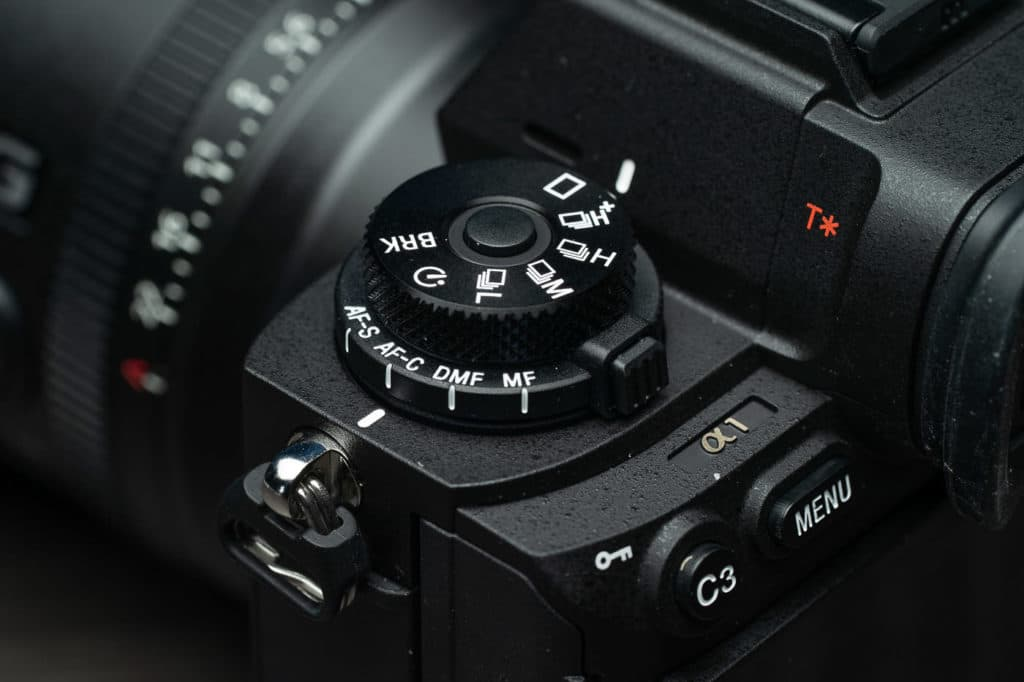 Setup Guide for Sony a1 Mirrorless Camera