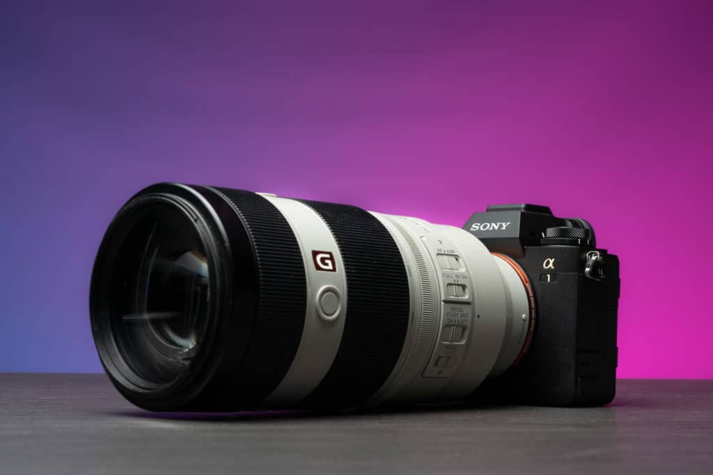 The Complete Setup Guide to the Sony A1 Mirrorless Camera